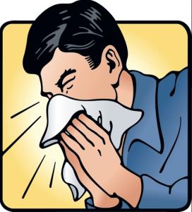 sneezing screen shot