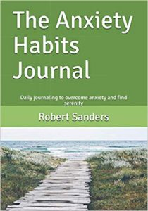 anxiety habits journal